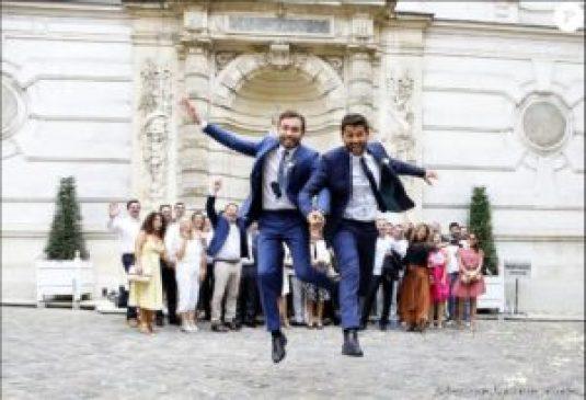 Christophe Beaugrand et Ghislain Guerin