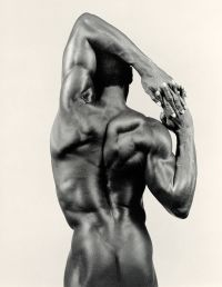 Joe Simmons by Robert Mapplethorpe