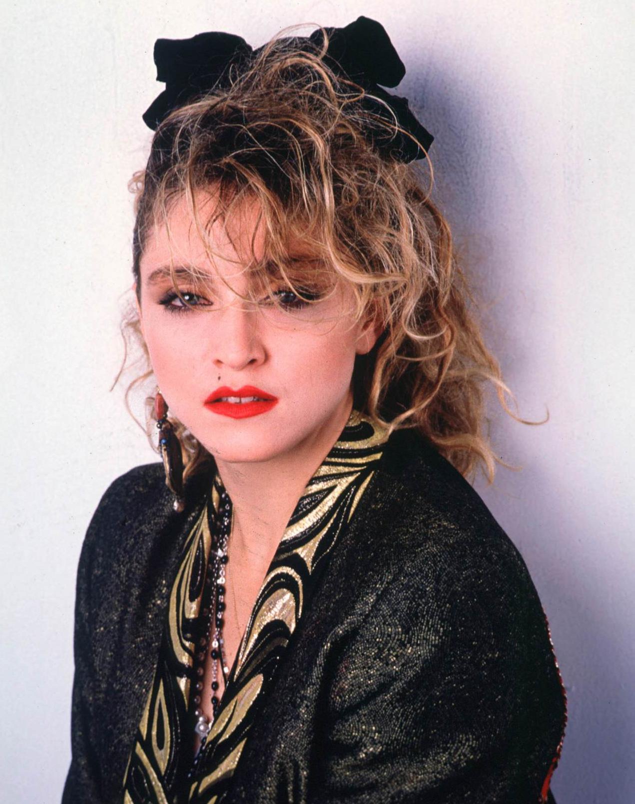 Madonna 1984 - desperately seeking susan
