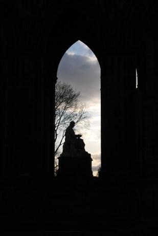 Solace, Scott Monument, Edinburgh