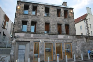 Unusual Window Surrounds, Scottish Parliament, Edinburgh