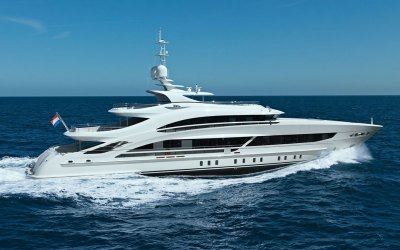 50M Heesen [New Construction]