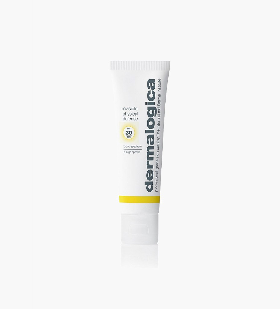 Beauty tip for best sunscreen Dermalogica Invisible Physical Defense SPF30