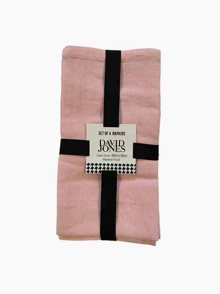 DAVID JONES NAPKINS