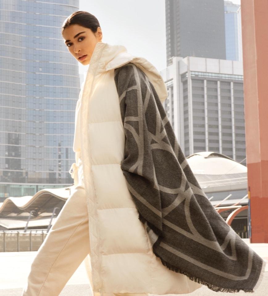 womens puffer jacket winter