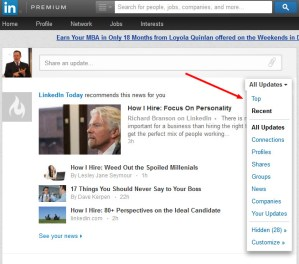 Improve Your Online Listening Skills with Your LinkedIn Newsfeed