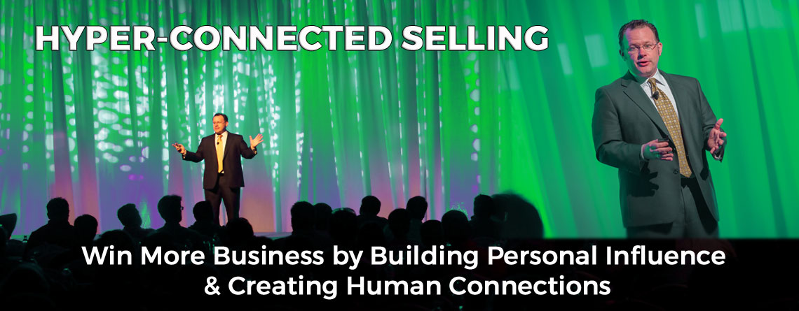 Get Connected and Get Selling