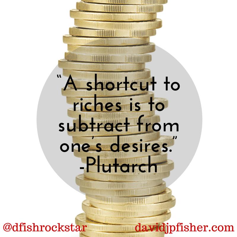 riches - plutarch