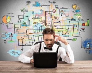 creating content options overwhelm