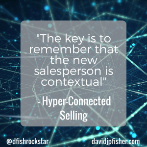 Hyper-Connected Selling Idea #17
