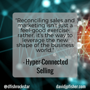 Hyper-Connected Selling Idea #31