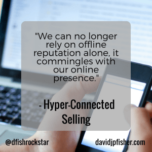 Hyper-Connected Selling Idea #32