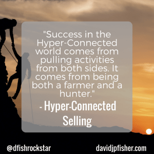 Hyper-Connected Selling Idea #37