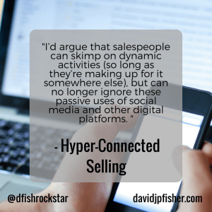 Hyper-Connected Selling Idea #38