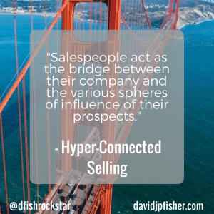 Hyper-Connected Selling Idea #40
