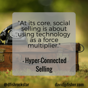 Hyper-Connected Selling Idea #41