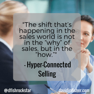 Hyper-Connected Selling Idea #6