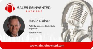 Reinventing Sales with Paul Watts on the Sales Reinvented Podcast