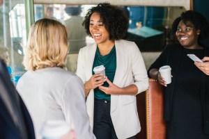 networking event conversation