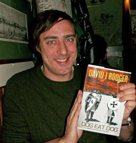 New York Fan of David J Rodger