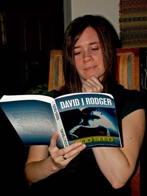 Fans of David J Rodger science fiction fantasy author and RPG creator 03