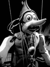 Venice string puppet
