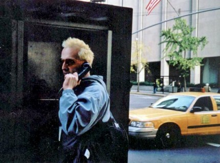 2000 - Djr - Manhattan phone call