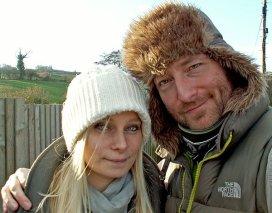 2011 - Akr, Djr - My little sister and I