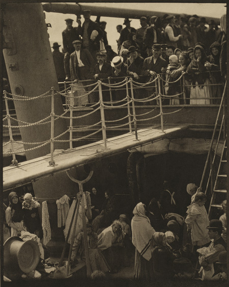 The Steerage (Alfred Stieglitz)