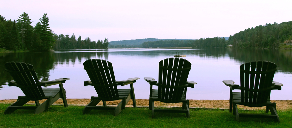 SLIDER Lake chairs