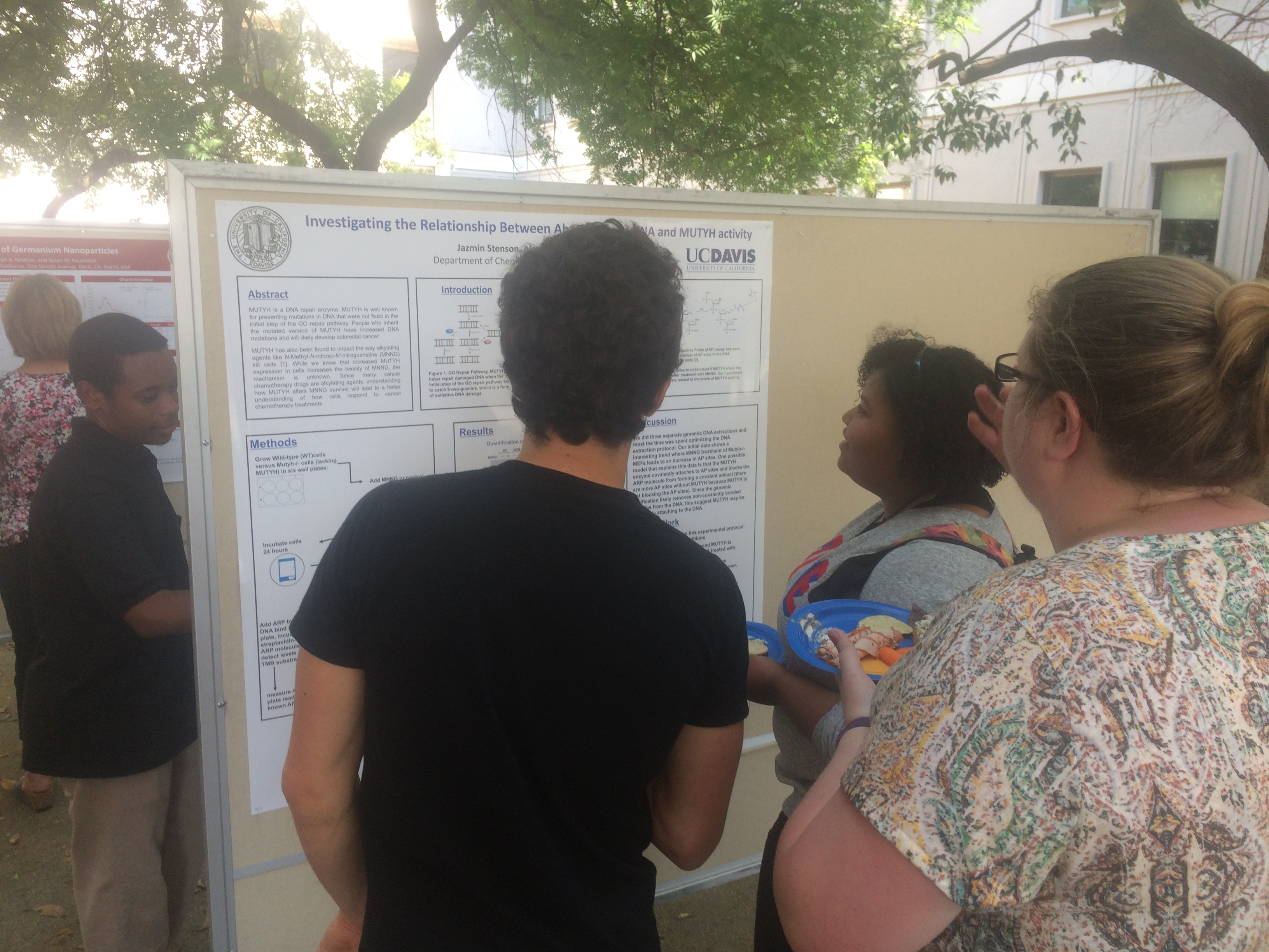 CCB-GAP Poster Session 2017