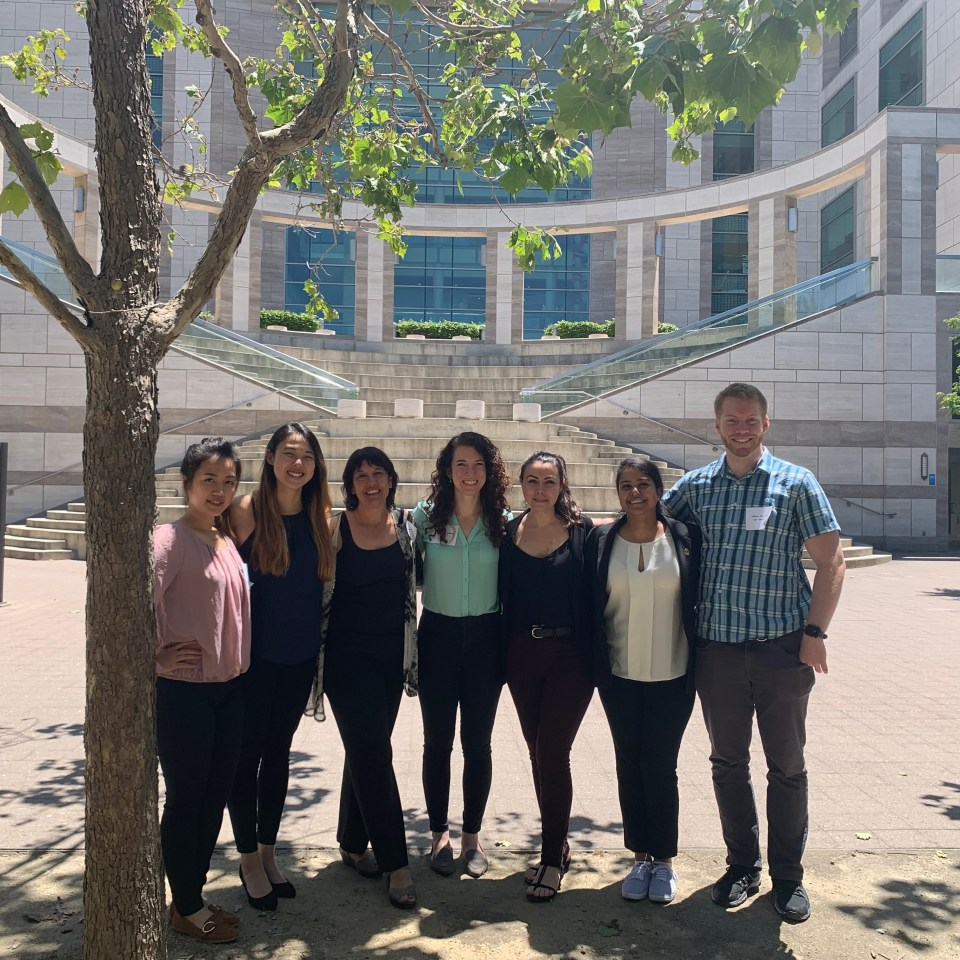 The David Laboratory attends CBBA 2019 at UCSF - The David Lab