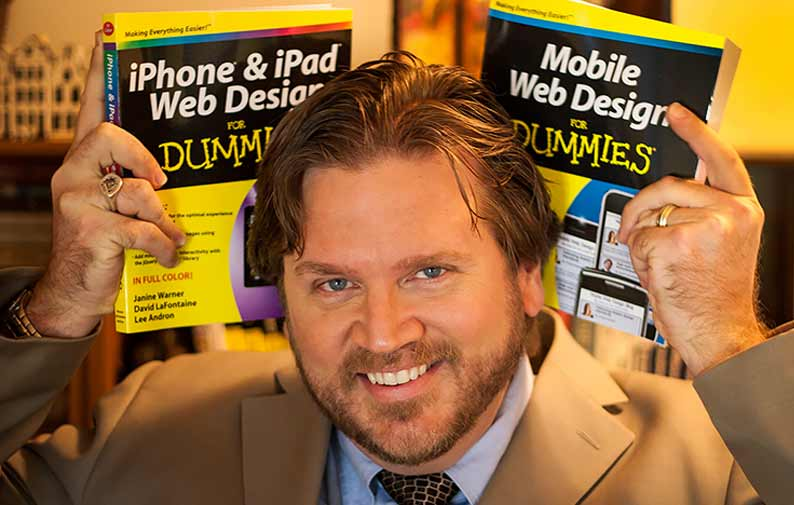 Author David LaFontaine