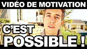 video de motivation en francais