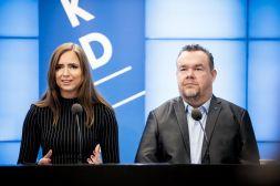 Sara SKYTTEDAL and David LEGA