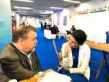 Jag hade även ett möte med Rosa María Payá, som efter sin far Oswaldo Payás död, tagit över hans arbete för ett demokratiskt Kuba. Jag fick en oroande bild över utvecklingen i Kuba och kommer att följa upp detta inom en snar framtid.