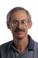 David Linebarger author photo