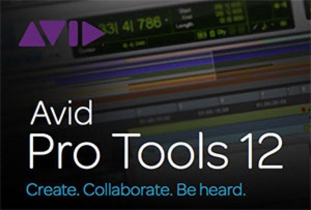 Pro Tools 12 logo