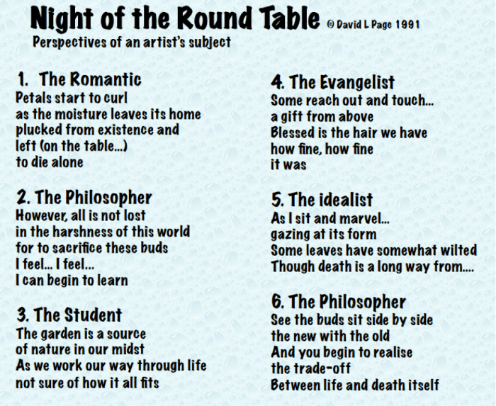 DLP Prose_Night of the Round Table.1991