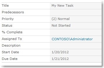 add assign to