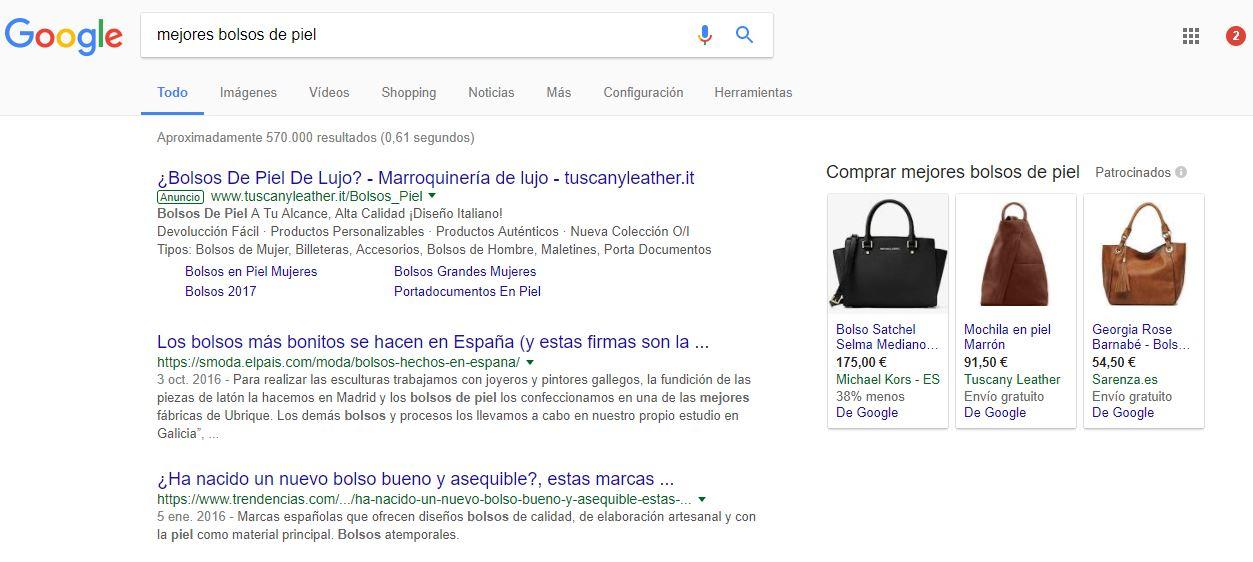 Google adwords perdida de peso