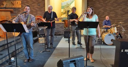 At Grace Lutheran Church of Apple Valley