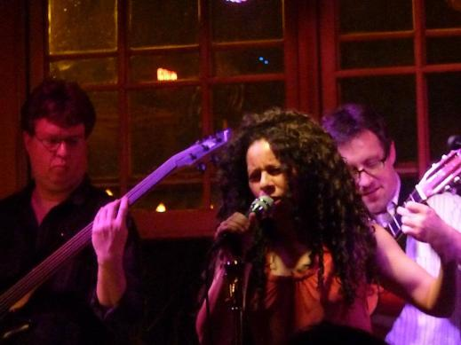With Lidia Berman, Tom Peterson and Havana Hi-Fi at Aster Cafe, Minneapolis, MN