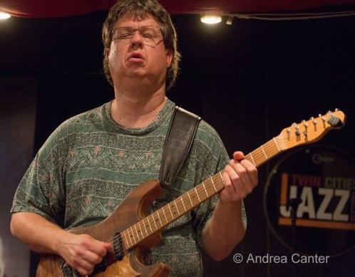 David Martin-guitar, Jim Chenoweth-bass, Joel Arpin-drums