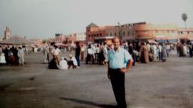 Ángel en Marrakech
