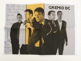 Poster dedicado por Gremio DC