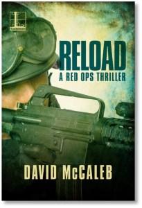 RELOAD Novel Cover