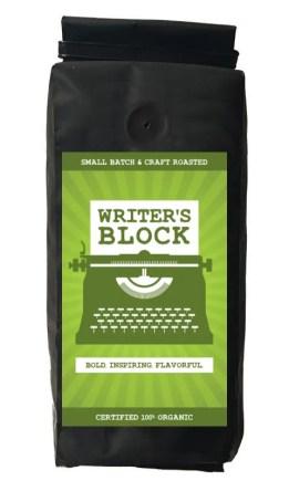 Coffee Writer's Block