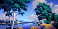"""summer serenity 