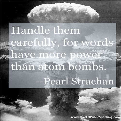 Quote about Words